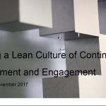 Lean Culture Presentation